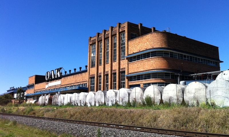 Muswellbrook Australia  city photos : The old Oak factory at Muswellbrook | Kustom Kulture Australia